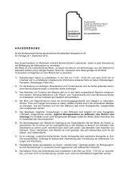 Allgemeine Hausordnung (pdf) - Hochschul Sozialwerk Wuppertal