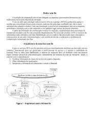 Introdução de rede..