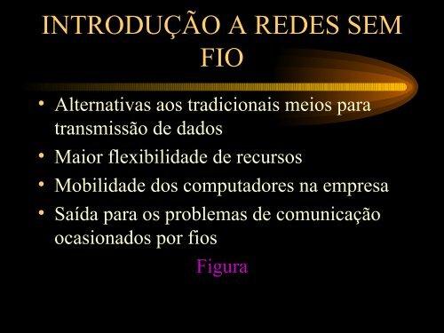 Introdução a Redes.. - Filoczar.com.br