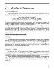 1 - Descrição dos Componentes - Filoczar.com.br