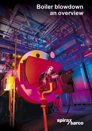 Boiler blowdown an overview - Filter