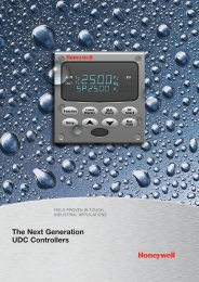 The Next Generation UDC Controllers - Filter