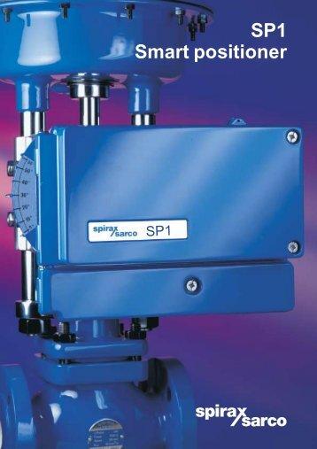 SP1 Smart positioner - Filter