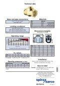 LCV1 Lift Check Valve - Spirax Sarco - Page 4