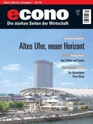 Altes Ufer, neuer Horizont - Econo Rhein-Neckar