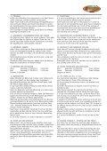 Reglement Regulations 15. - 18. August - FIM - Seite 4