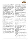 Reglement Regulations 15. - 18. August - FIM - Seite 5