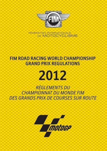road racing world championship grand prix
