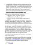 telus - Ministry of Finance - Page 4