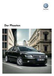 Der Phaeton - Tauwald Automobile