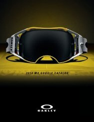 Oakley MX Google Catalog