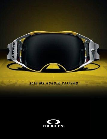 Oakley MX Google Catalog
