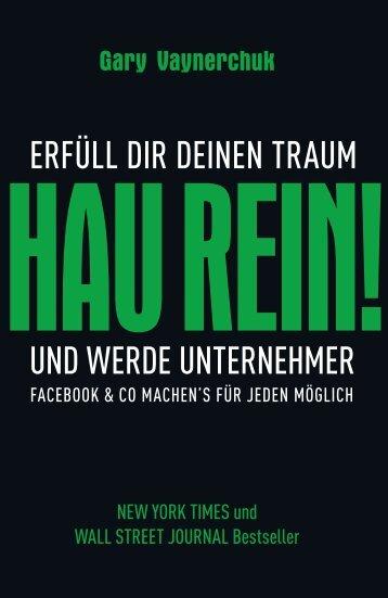 Hau rein - Buchhandel.de