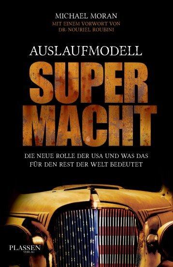 """Leseprobe """"Auslaufmodell Supermacht"""" - Financebooks.de"""