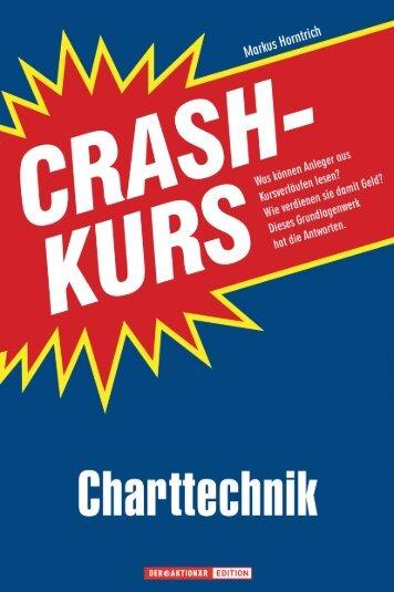 Crashkurs Charttechnik - boersenbuchverlag.de