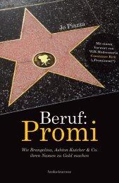 Beruf: Promi - Buchhandel.de