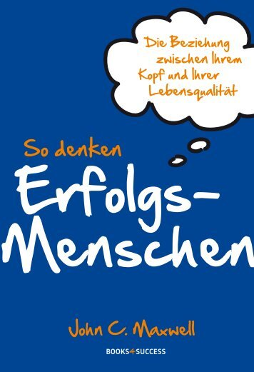 So denken - Buchhandel.de