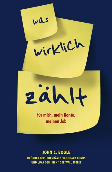 Leseprobe - Financebooks.de