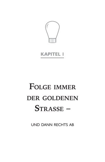 """Leseprobe """"Auch Sie haben das Zeug zum ... - Financebooks.de"""