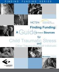 Child Traumatic Stress - The Finance Project