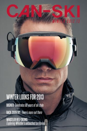 WINTER LOOKS FOR 2013