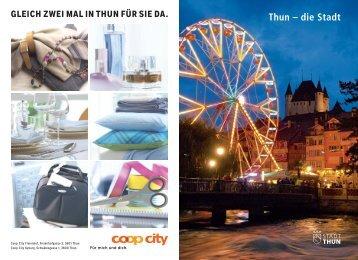 Stadt: Thun