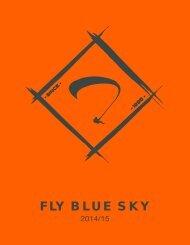 Fly Blue Sky 2014/15