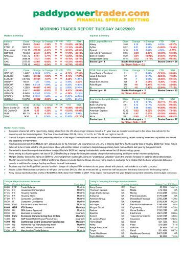 Spread trading forex pdf