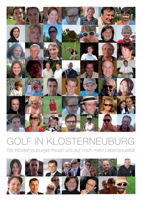 Golf in KlosterneuburG