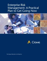 Enterprise Risk Management: A Practical Plan to Get ... - ErmsCo