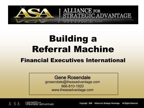 Make Contact - Financial Executives International