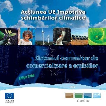 Sistemul comunitar de comercializare a emisiilor - Europa