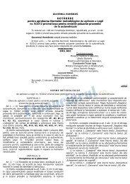 Normele metodologice de aplicare a Legii nr. 9/2012 ... - Financiarul