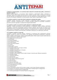 LISTA COR (Clasificarea Ocupatiilor din Romania) - Financiarul