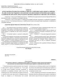 Ordinul ANAF nr. 2112 - Financiarul