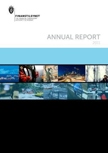 Annual Report 2011 - Finanstilsynet