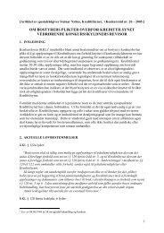 Artikkelen. - Finanstilsynet