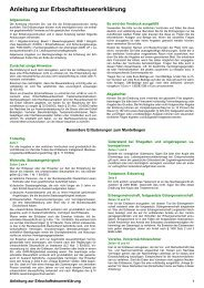 Favorit Anleitung Ertragswert - Finanzämter in Bayern AM53