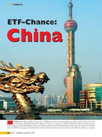 ETF-Chance: - Finanz-Archiv