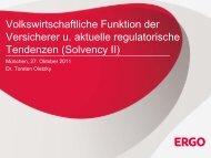 Dr. Torsten Oletzky - Bayerischen Finanzgipfel