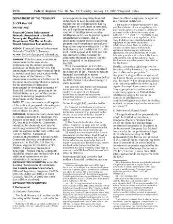 FinCEN FORM 104 (Rev. 12-2003) - ffiec