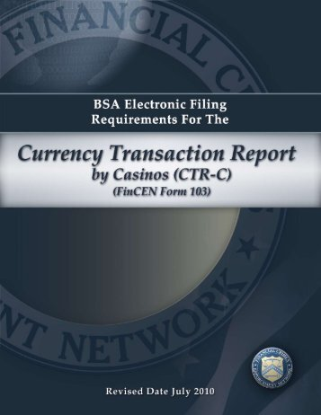 Record - Required - FinCEN