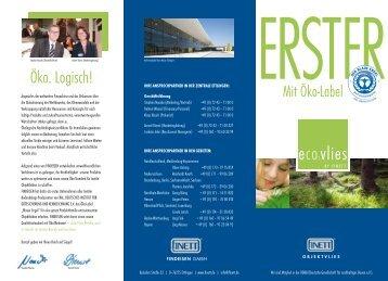 Öko. Logisch! - Findeisen GmbH