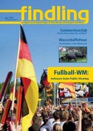 Fußball-WM: - der findling