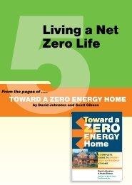 Living a net zero life - Fine Homebuilding