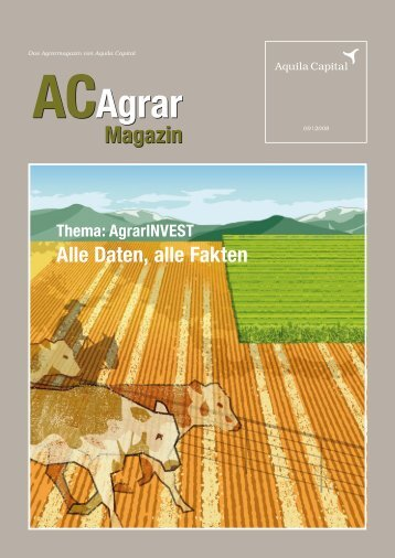 ACAgrar ACAgrar - Finest Brokers GmbH