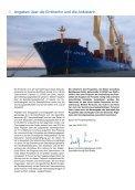"""Schiffsbeteiligung MS """"Bentumersiel"""" - Seite 6"""