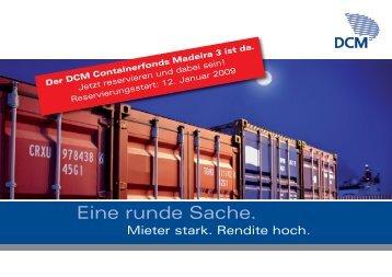 Eine runde Sache. - Finest Brokers GmbH