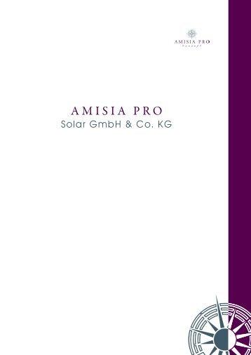 Amisia-Solar-I-Emissionsprospekt.pdf - Finest Brokers GmbH
