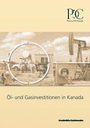 Kurzinformation POC Zwei - Proven Oil Canada